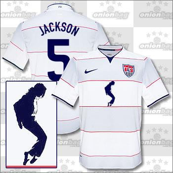 USA MIchael jackson