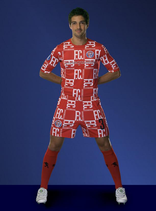 pijama bikkembergs 1