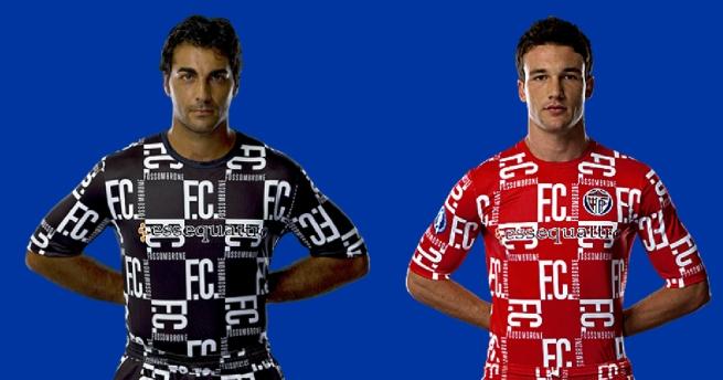 pijama bikkembergs 2